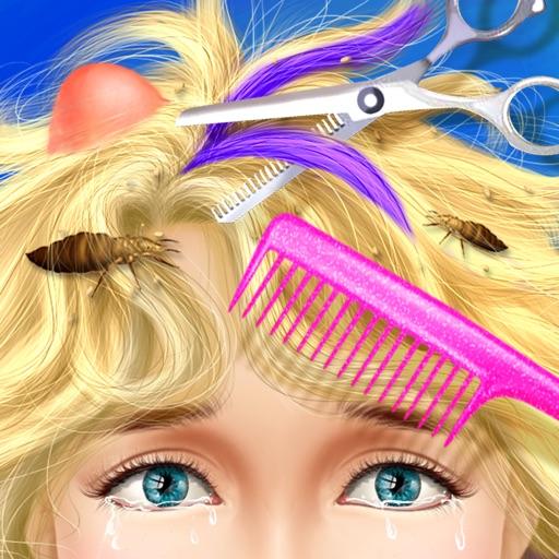 Princess HAIR Salon - Beauty Makeover!