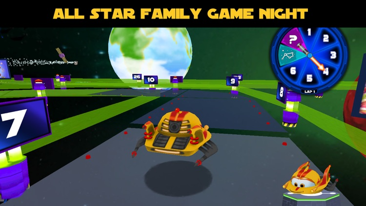 Planet Racers: Family Board Game screenshot-3