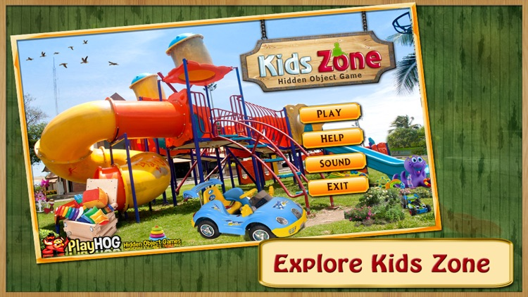 Kids Zone - Hidden Object Secret Mystery Adventure screenshot-3