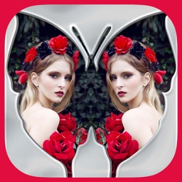 Photo Reflection Effects - Mirror & Water Reflect FX Picture Editing Booth