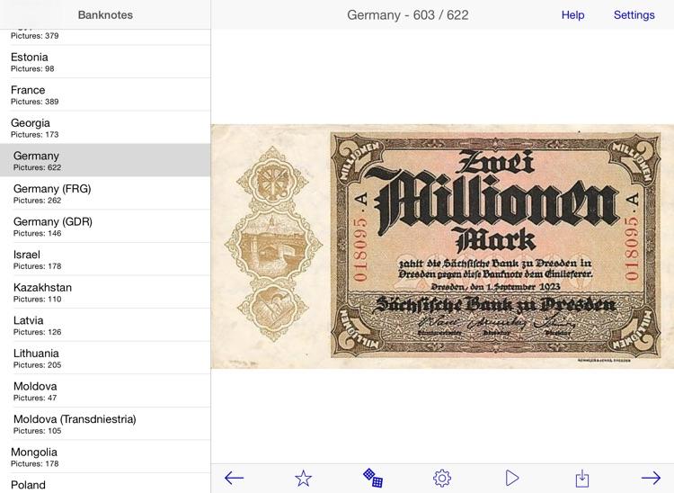 Banknotes HD screenshot-3