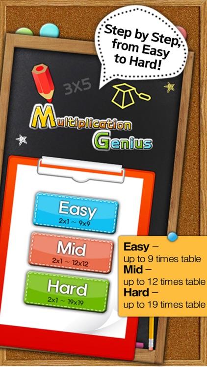 Multiplication Genius x19 Free