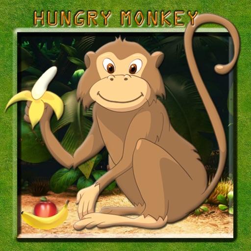 Hungry Monkey Challenge icon