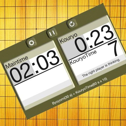 囲碁対局時計