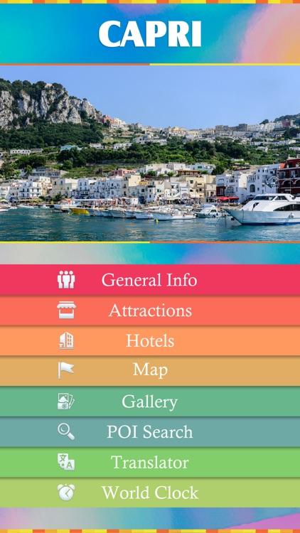 Capri Island Travel Guide