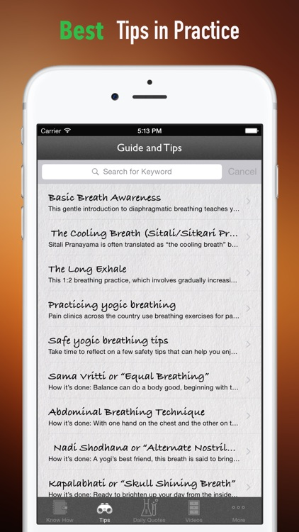 Yoga Breathing 101: Techniques and Tutorials screenshot-3
