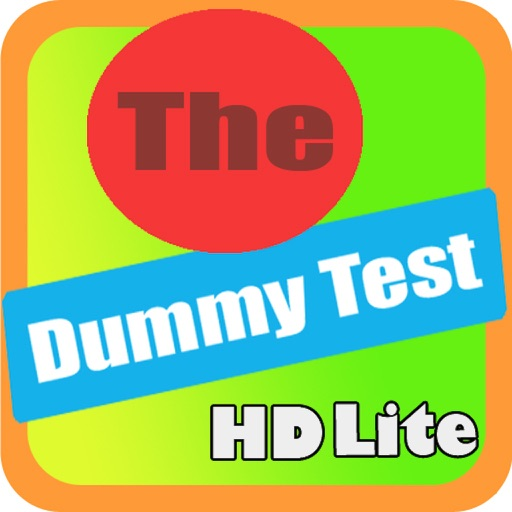 The Dummy Test HD Lite