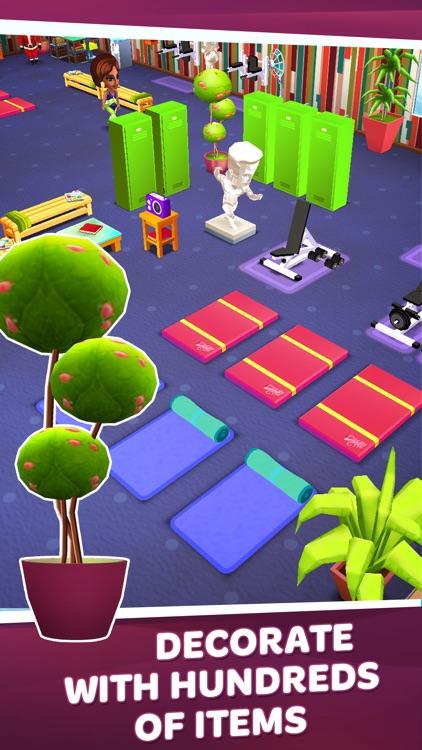 Dream Gym – Build Your Own Fitness Empire! screenshot-3