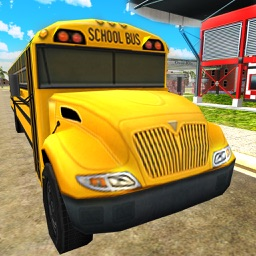 City School Bus Driving Simulator 3D