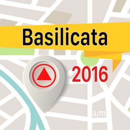 Basilicata Offline Map Navigator and Guide