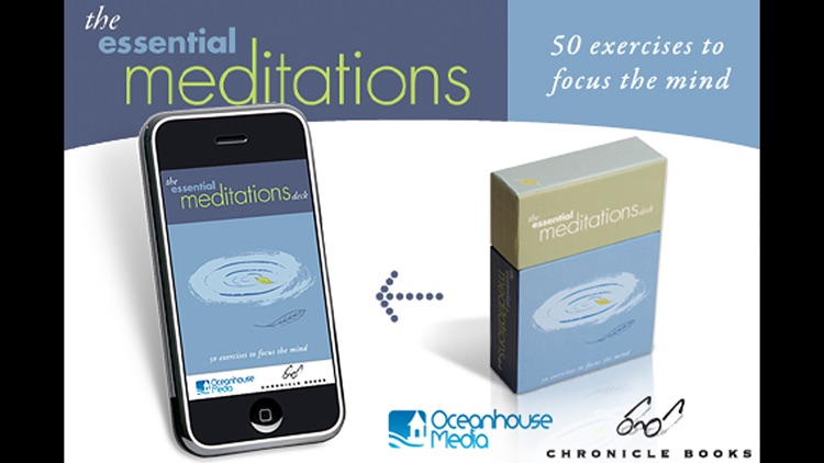 The Essential Meditations Deck