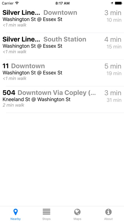 MBTA Now screenshot-2