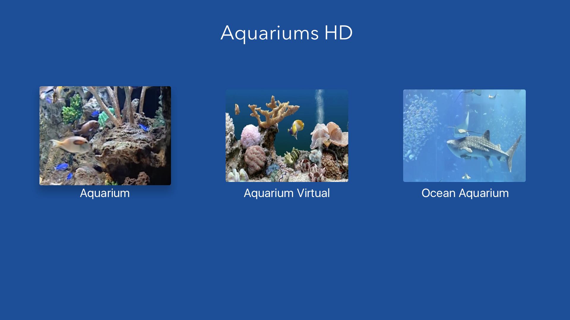 Aquarium Fish Tank HD screenshot 1