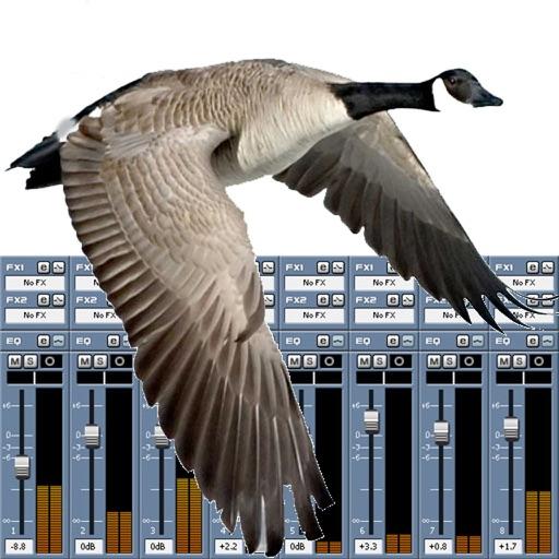 Goose Call Mixer