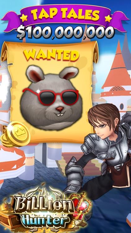 Billion Hunter - Casual Monster Clicker RPG screenshot-0