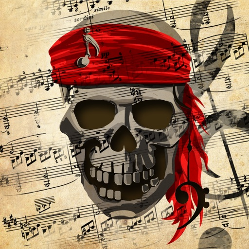 Pirates of the Caribbean (interactive sheet music)