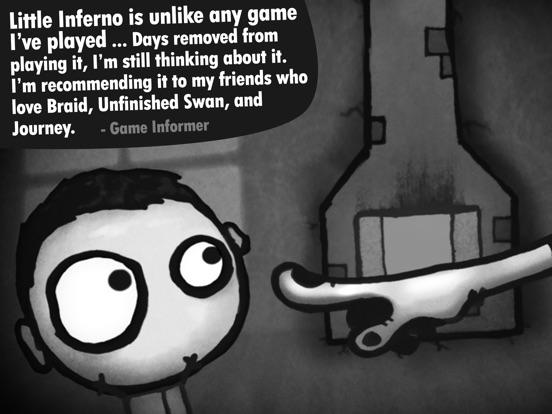 Скачать игру Little Inferno HD