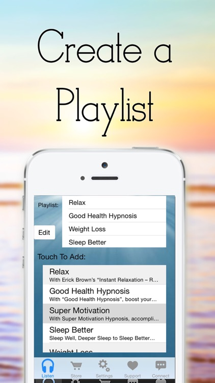 Deep Relaxation Hypnosis and Guided Meditation With Store by Erick Brown screenshot-3