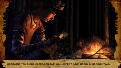Screenshot from Walking Dead: The Game - Season 2
