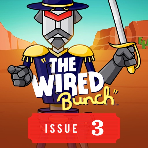 The Wired Bunch: Issue 3 - Interactive Children's Story Books, Read Along Bedtime Stories for Preschool, Kindergarten Age School Kids and Up