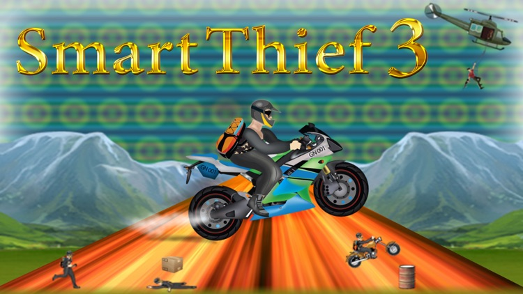 Smart Thief 3 Free screenshot-0
