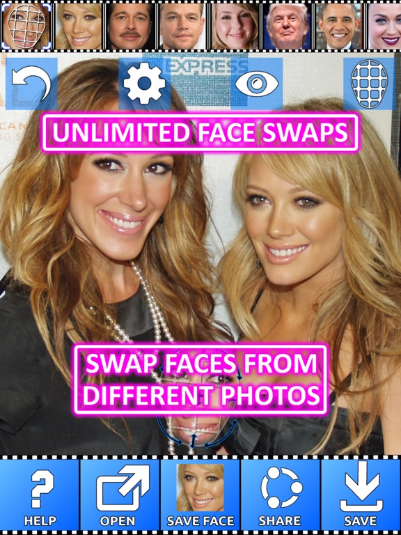 Face Swap Booth – photo faceswap & face changer Screenshot