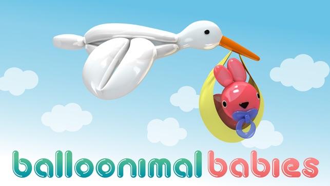 Balloonimal Babies Screenshot