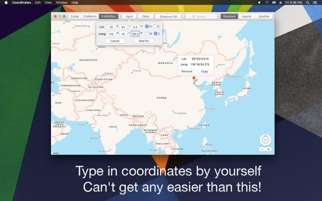 World Map Distance Calculator.Coordinates Latitude And Longitude Finder Distance Calculator On