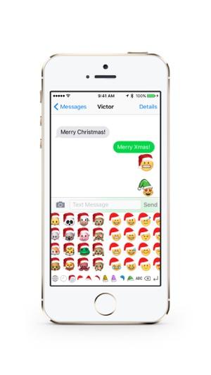 Christmas Emoji Keyboard Pro On The App Store