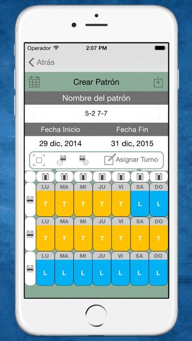 download CuadraTurnos PRO apps 4