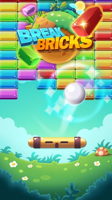 Break Bricks!! screenshot one