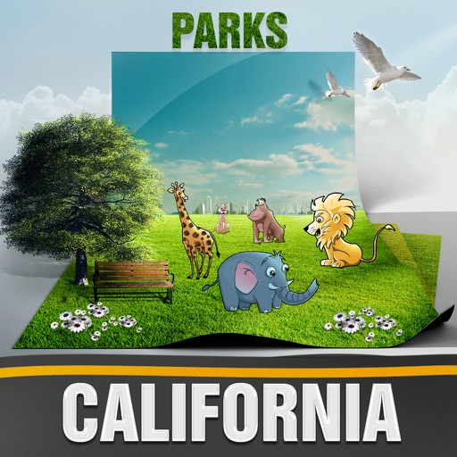 California National & State Parks