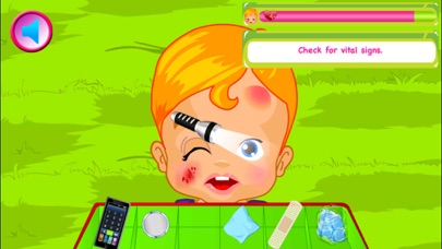 First Aid Kit - care,home doctor Hospital,free Kids Games.