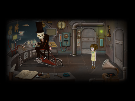 Fran Bow Chapter 4 screenshot 1
