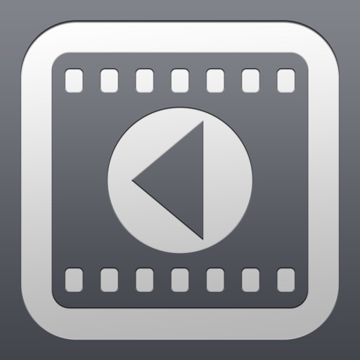 Video Reverser - reverse your high quality videos for backwards playback