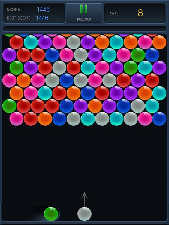 Bubble Shooter HD:Arcade