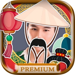 Photo editor Chinese Monkey New Year Camera with stickers and frames 2016 - Premium