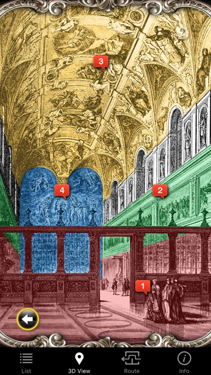 The Unofficial Guide to the Vatican Museums screenshot-3