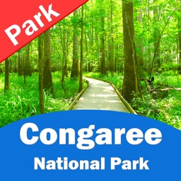 Congaree National Park – GPS Offline Park Map Navigator