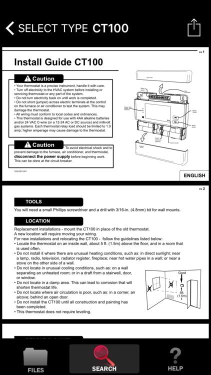 Thermostats PRO screenshot-3