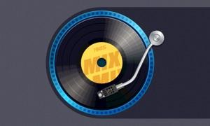 DJ Party Mixer In 3D