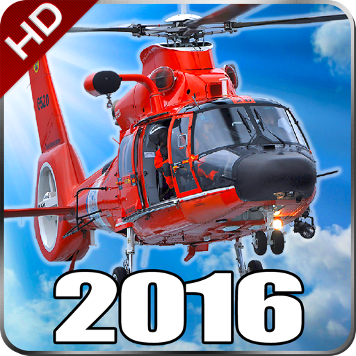 Helicopter Simulator Game 2016 - Pilot Career Missions