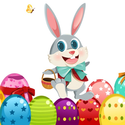 The Easter Bunny Tracker icon