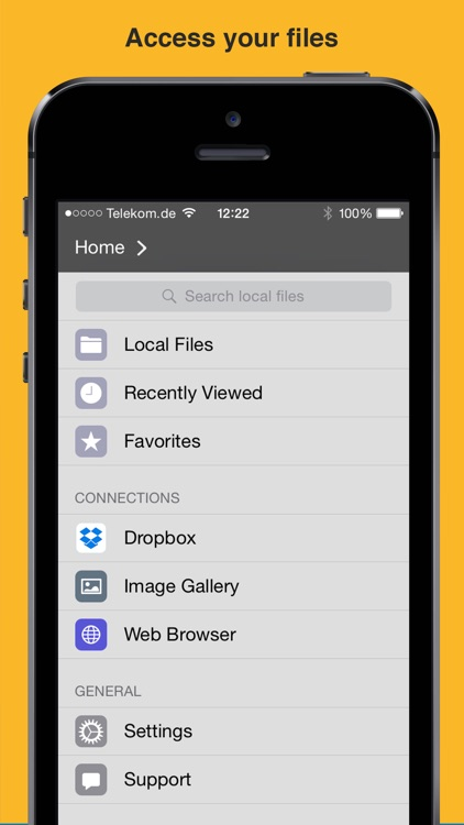 File Manager App screenshot-3