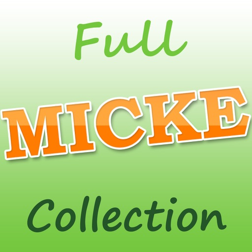 full mickey collection