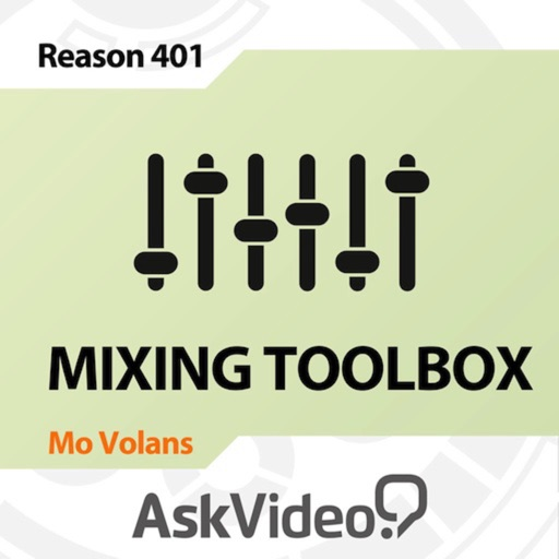 Mixing Toolbox Course For Reason