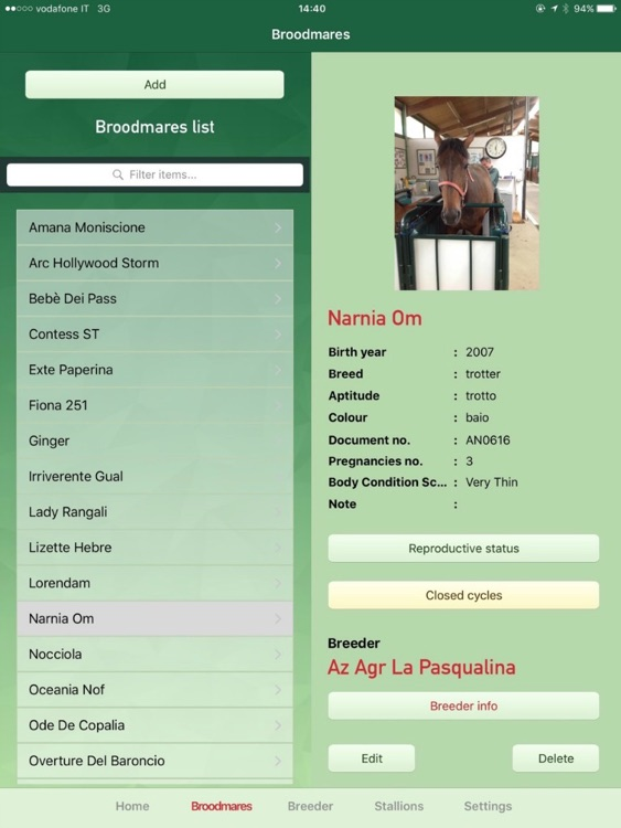 EquiBreedVet Pro - Equine Reproduction Management screenshot-1