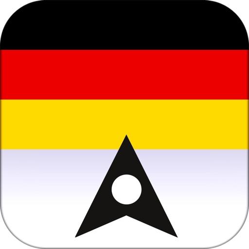 Germany Offline Maps & Offline Navigation