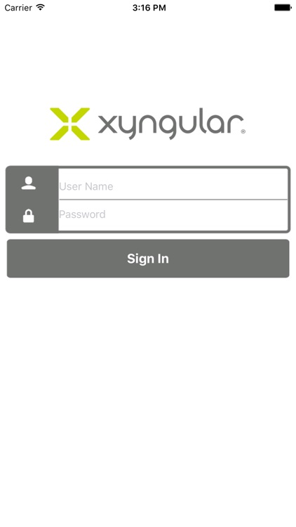 Xyngular Back Office screenshot-0