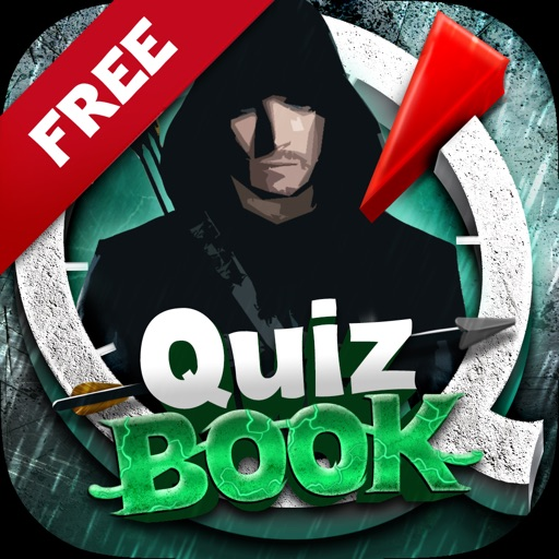 "Quiz Books Question Puzzle Games Free – "" The Arrow TV Series Edition """